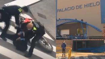 西班牙逾5.7萬人確診4千死 民眾照上街被逮
