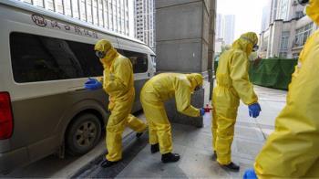 肺炎疫情:武漢開放逝世病人骨灰領取之後