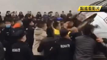 疫情緩和解封!江西阻湖北人進入 2地警爆衝突