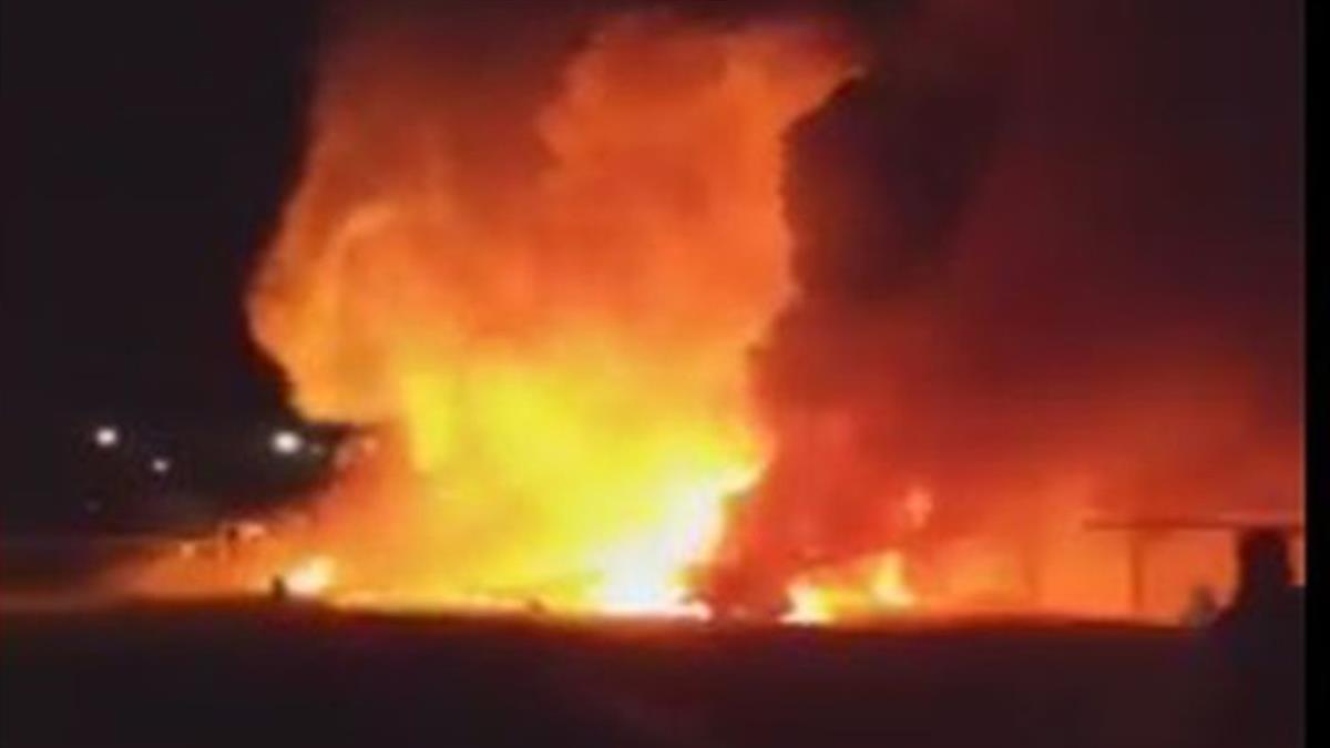 飛日本!菲律賓衛生部包機墜機 斷3截全員罹難