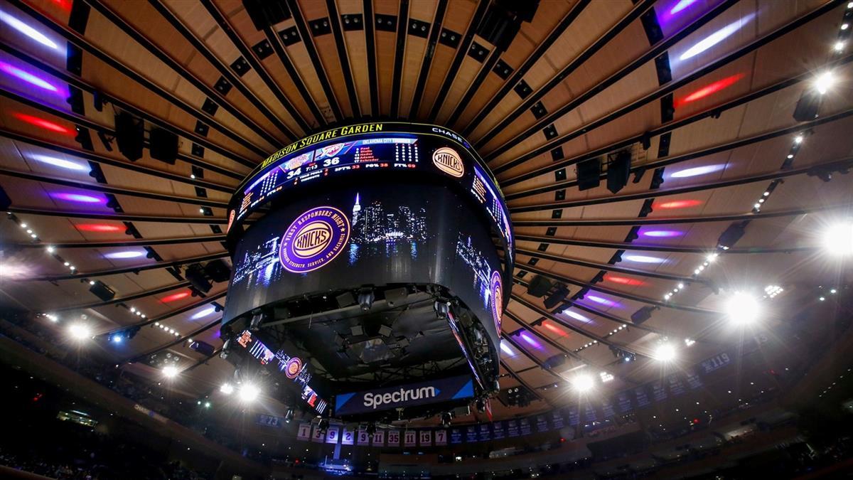 紐約尼克隊老闆多蘭染疫 NBA球團經營者第一人