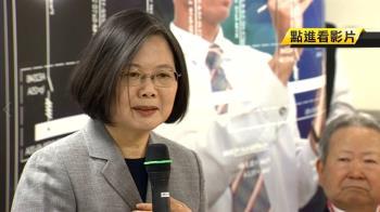 口罩將挑戰日產兩千萬片 總統讚表現台灣精神
