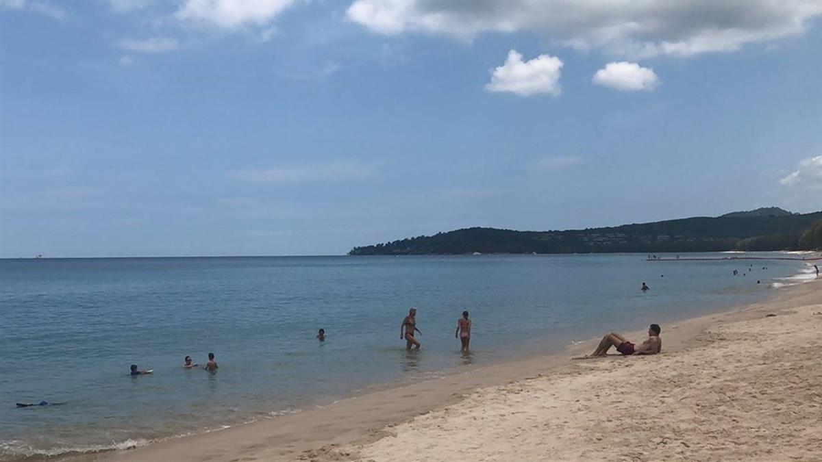 泰國武漢肺炎疫情擴散 普吉島封鎖水陸路關卡