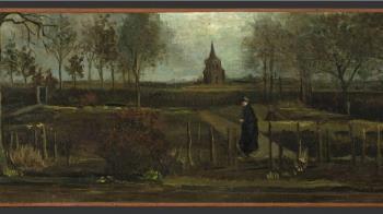 荷蘭美術館防疫閉館 歹徒入侵竊走梵谷畫作