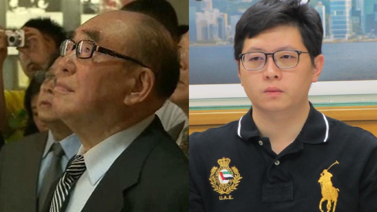 王浩宇疑酸郝柏村「走了比較省錢」!藍議員開譙了