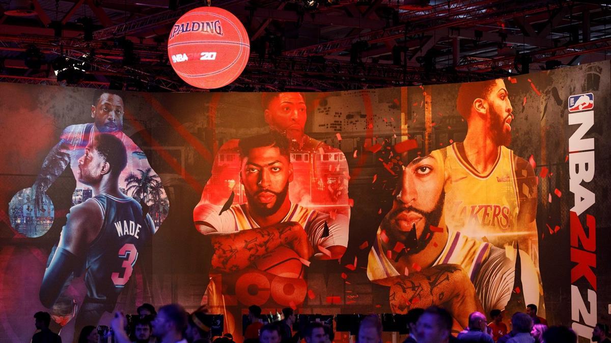 球迷有眼福了!《NBA 2K》錦標賽將開打 大咖陣容曝