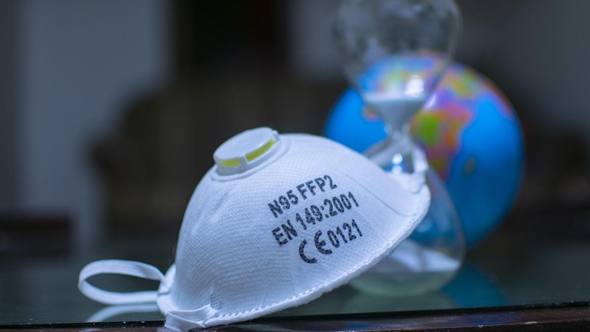 將消毒N95供醫院重複使用!美國推口罩淨化系統  最多可用20次