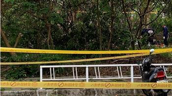 快訊/橋頭捷運站旁挖出塑膠桶 驚見一具屍體