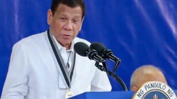 菲律賓武肺破2千例!杜特蒂下令:違規者通通槍斃
