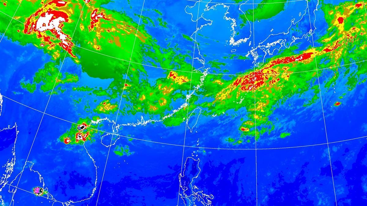 東北風增強!清明節轉涼 低溫探16度