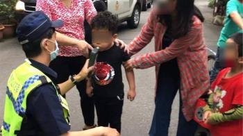 5歲童騎腳踏車撞凹特斯拉 遭酒測!警方回應了