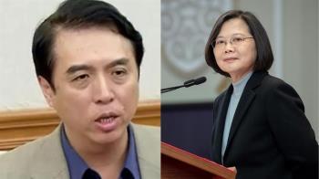 蔡英文做這事情!陳學聖驚爆:台灣防疫將由盛轉衰