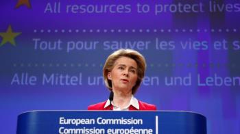 肺炎疫情:武漢病毒正在啃噬歐盟的團結