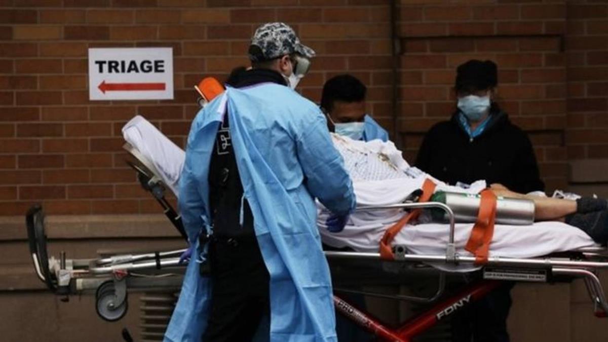 肺炎疫情:美確診病例突破30萬 川普警告將有「很多人死亡」