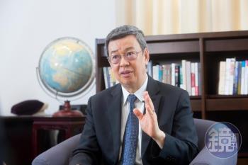 如同17年前SARS 陳建仁:台灣人心4轉變