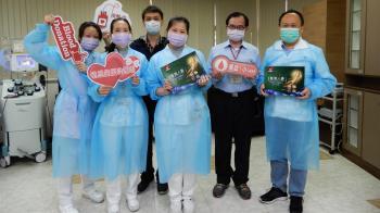 捐血公益接力 保健品龍頭佳格捐萬份商品