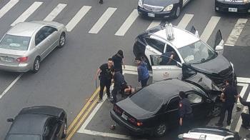 雲林斗六警匪追逐戰 3警2匪受傷送醫
