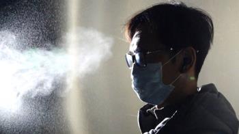 美研究:大聲講話、氣溶膠病毒為正常人10倍