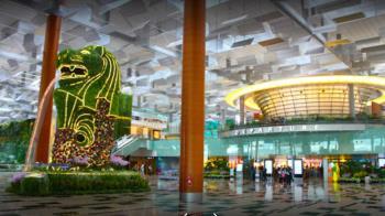 新加坡樟宜機場二航廈 5月起暫停運作一年半