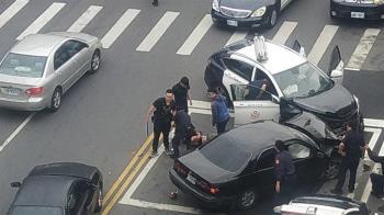 雲林警匪追逐戰 受傷4警已2人出院嫌犯送辦