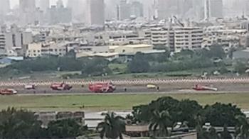 快訊/高雄小港機場驚傳墜機意外 直升機摔跑道