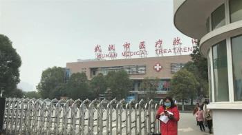 武漢解封日逾5萬人將搭火車離開  往珠三角居多