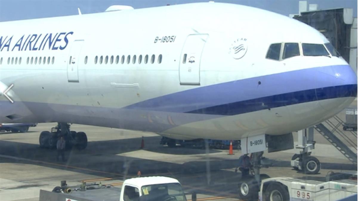 華航同班機10人確診 案376居家隔離期間發病!