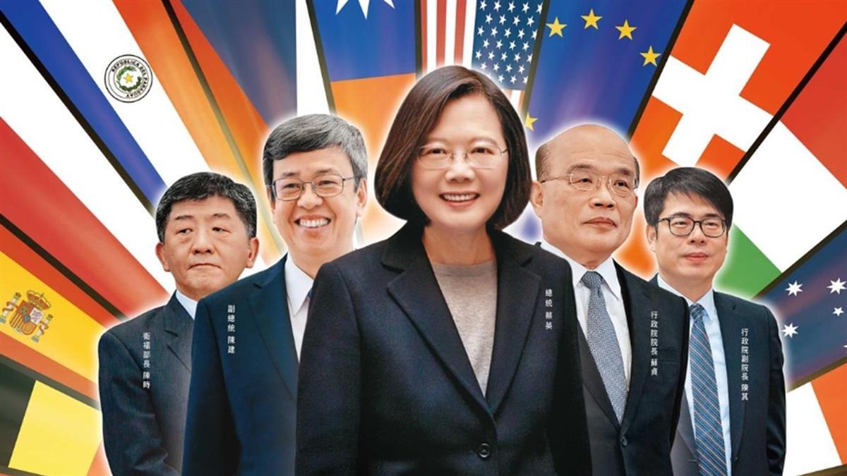 5巨頭領軍加盟世界隊! 3招合作全球抗疫