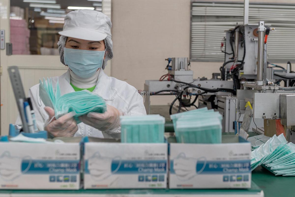 南韓超市買到「整盒口罩」網揭台限購盲點