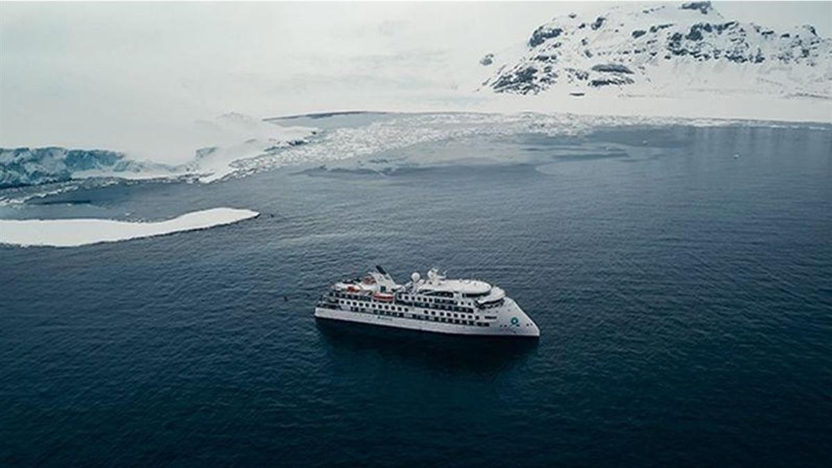 最後淨土險淪陷!南極探險郵輪 爆128人染疫