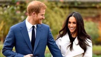 剛退出王室!梅根爆委託律師 對哈利提離婚