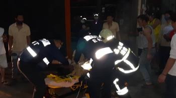 嘉義紡織廠工人遭機器捲入!失去生命跡象急搶救