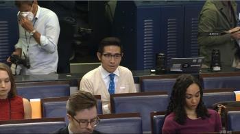 向川普自介引兩岸網友出征 東方衛視記者喊「我來自台灣」
