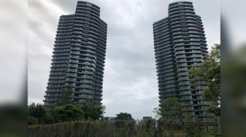 淡水小坪頂高樓豪宅 跌價23%出售
