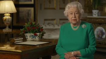英女王首次復活節談話!喊話:光明終會戰勝黑暗