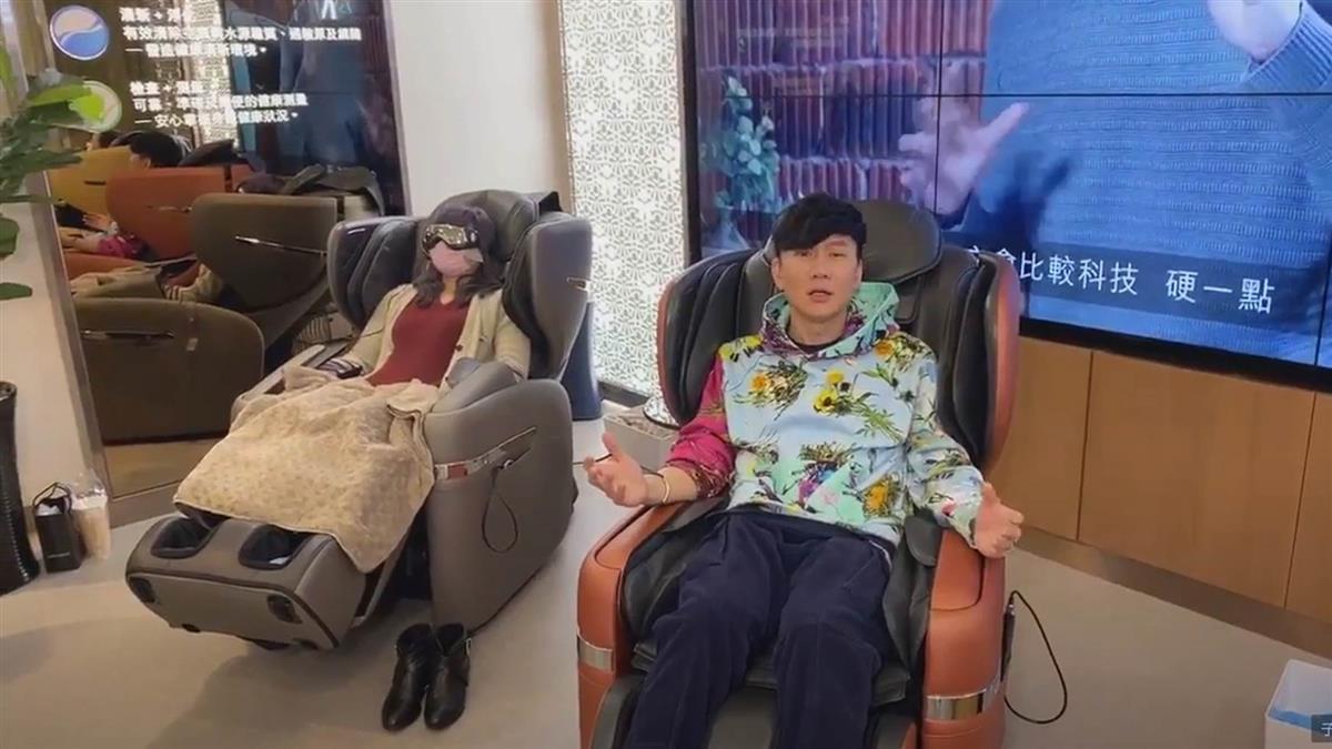林俊傑出奇招寵粉 分享「V手天王」愛用經驗