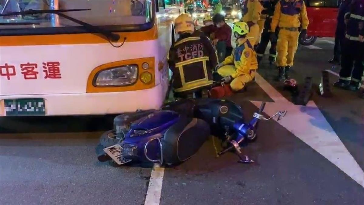 等不到晚餐...女遭公車輾亡 父崩潰:頭都變形了