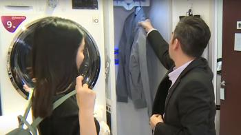 LG智慧電子衣櫥高溫殺菌 防病毒隨衣回家好幫手