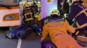 公車司機輾死23歲妹!5萬交保、無行車畫面 家屬開譙了