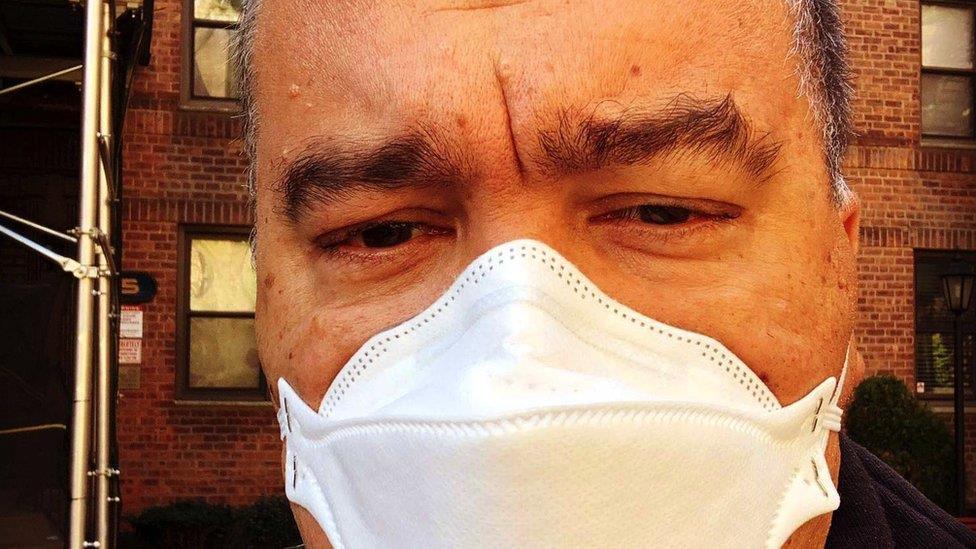 肺炎疫情:紐約一位急救員「最痛心的一天」