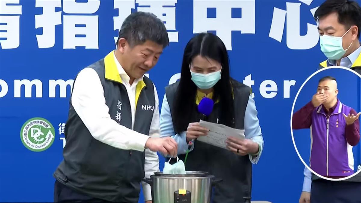 為何國外不學台灣蒸口罩?網揭殘酷真相