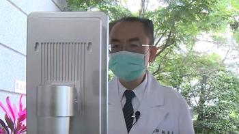 戴口罩也可以! 醫院人臉辨識 刷臉、量體溫開門
