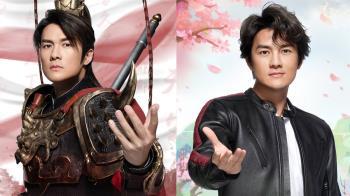 大玩Cosplay三國經典英雄 吳克群自嘲「活錯時代」
