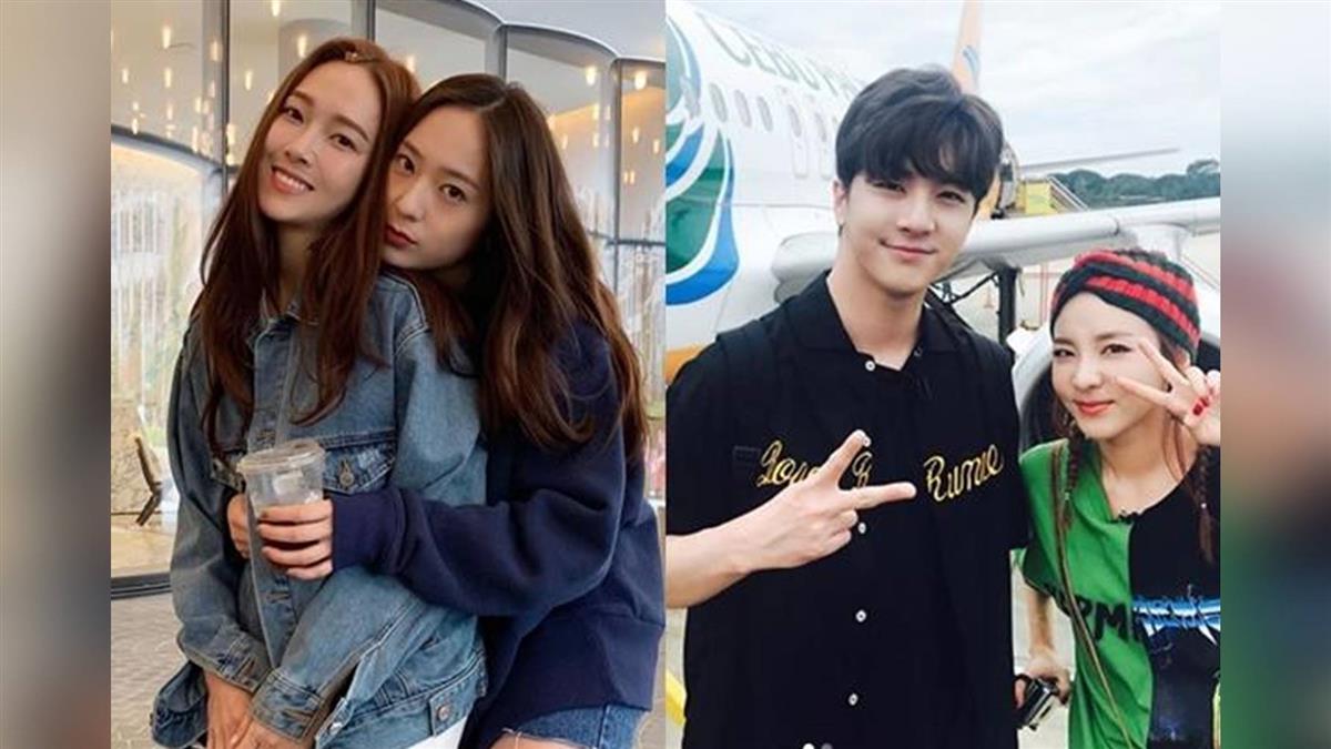 7對顏值超高的韓國藝人 少女時代秀英姐姐居然是她?