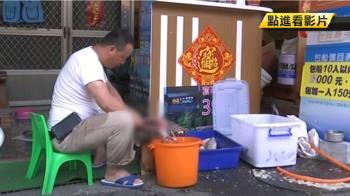 日月潭等嘸遊客 船長自救兼差抓魚賣