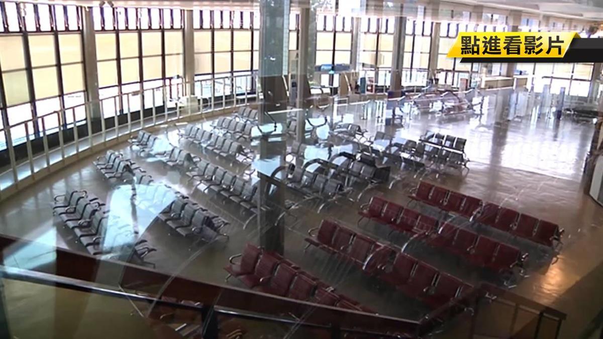 桃機關20個登機門!指揮中心考慮東南亞入境居檢
