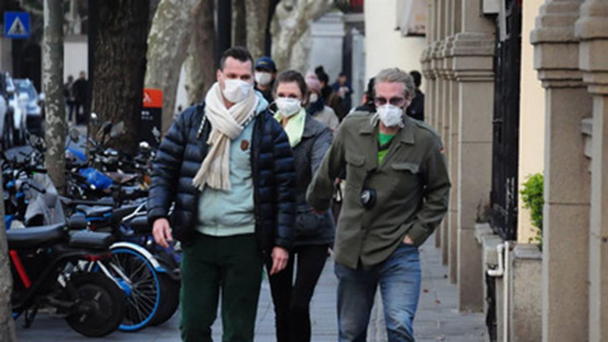 瑞士武肺炎死亡增至1135人 確診達2萬7740例