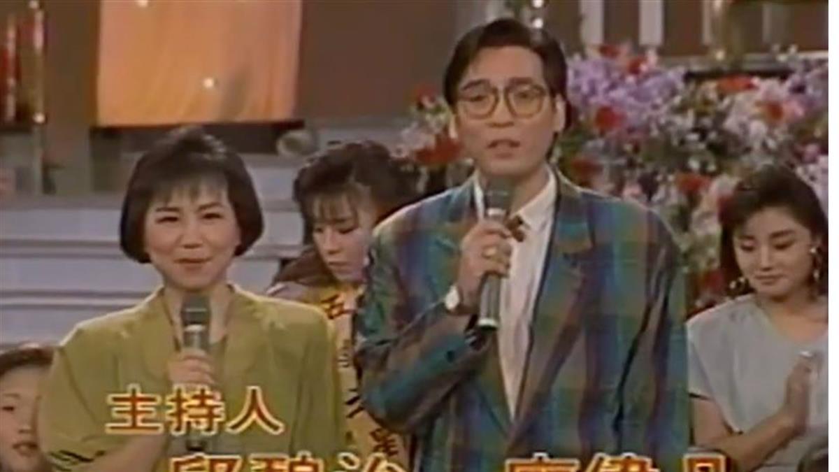 《五燈獎》主持人邱碧治病逝!享壽72歲 廖偉凡痛哭說話了