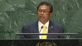 駐帛琉大使館24人 武肺篩檢結果出爐