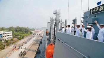 染疫海軍台南、高雄上直銷 同班176人居家隔離